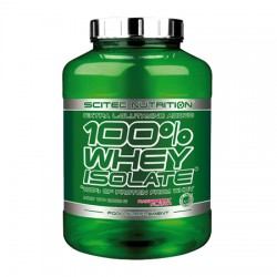 100% Whey Isolate - 2Kg