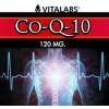 Coenzima Q-10 100mg 60 Cápsulas Vitalabs Rótulo
