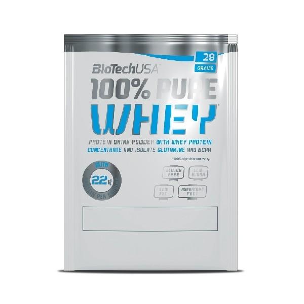 100% Pure Whey Biotech 28g