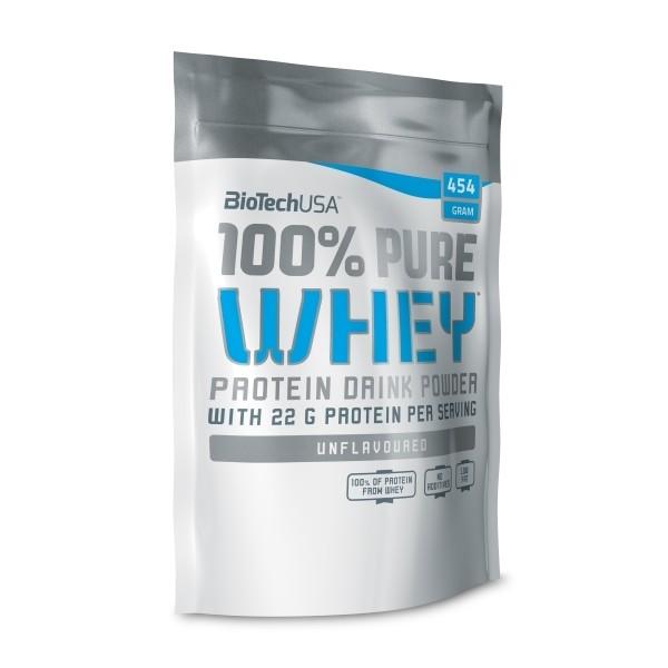 100% Pure Whey 454g Biotech