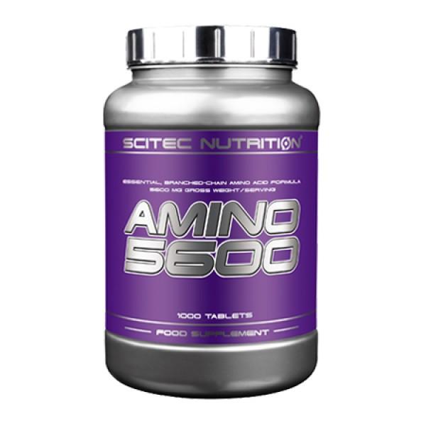 Amino 5600 - 1000 Comp Scitec Nutrition