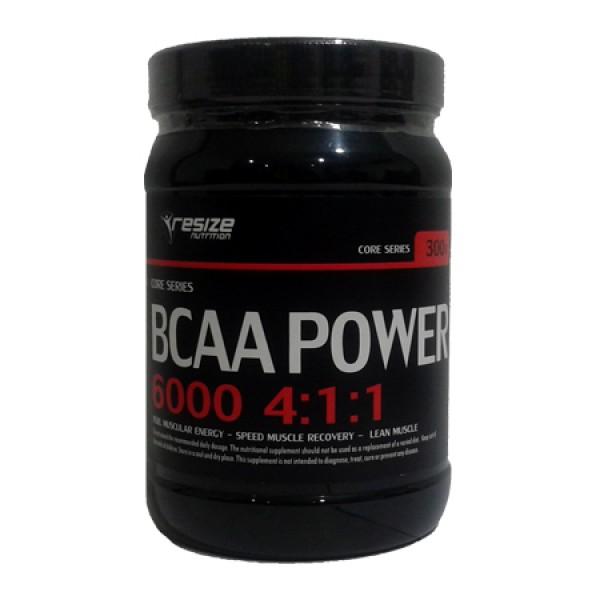 BCAA Power 6000 4:1:1 600g