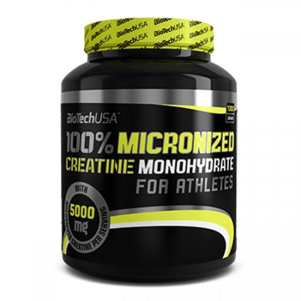 100% Micronized Creatine Monohydrate 300g BioTech