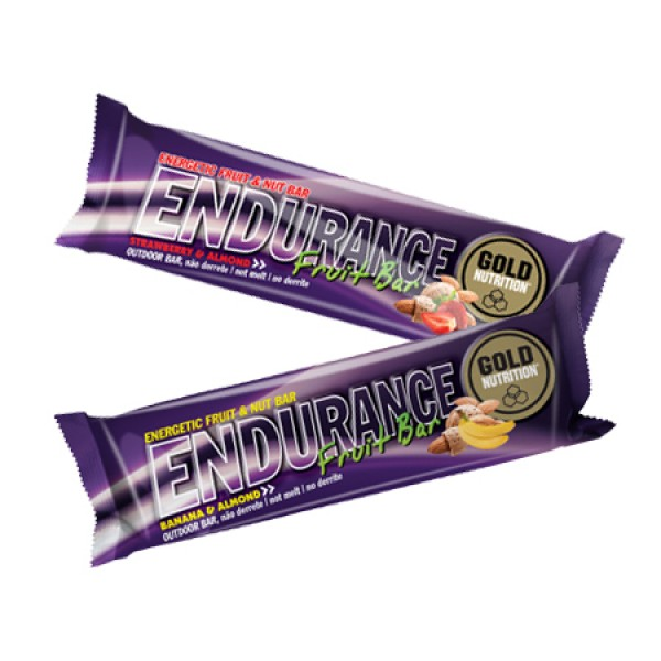 Endurance Fruit Bar 40g Gold Nutrition
