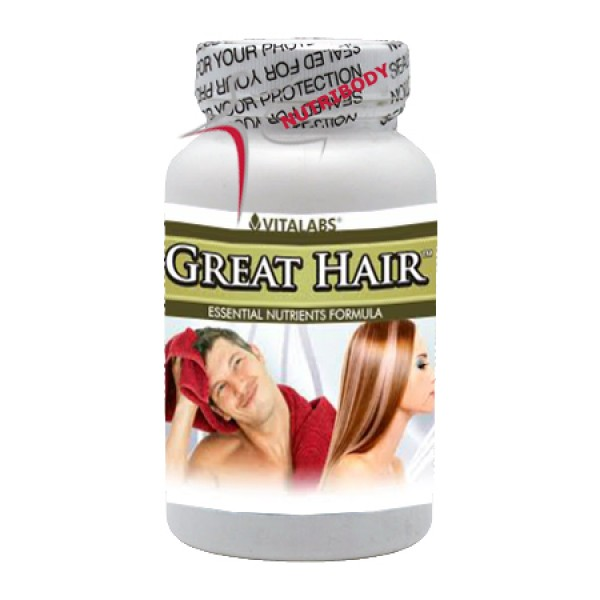 Great Hair - 60 comprimidos