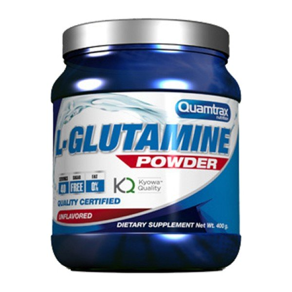 L-Glutamine Powder - 400g
