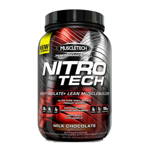 Nitro Tech Performance Series - 906g
