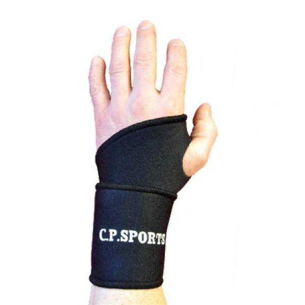 Protetor de Pulso Esquerdo CP Sports ao Melhor Preço | Acessório Para Proteção no Treino 2