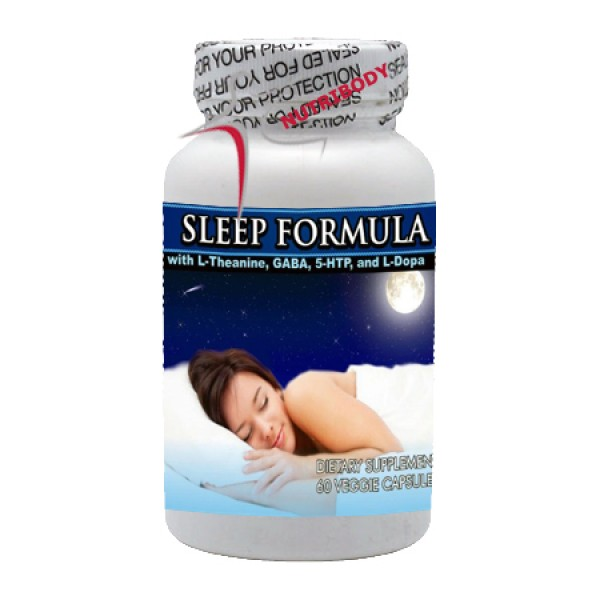 Sleep Formula 60 Caps Vitalabs