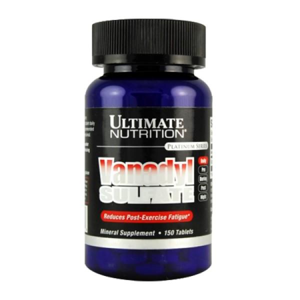 Vanadyl Sulfate 75 Comprimidos
