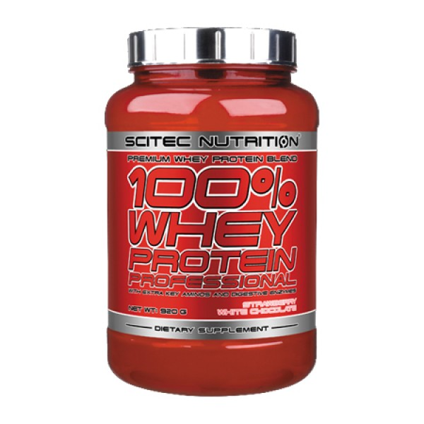 100% Whey Professional 920g Scitec Nutrition