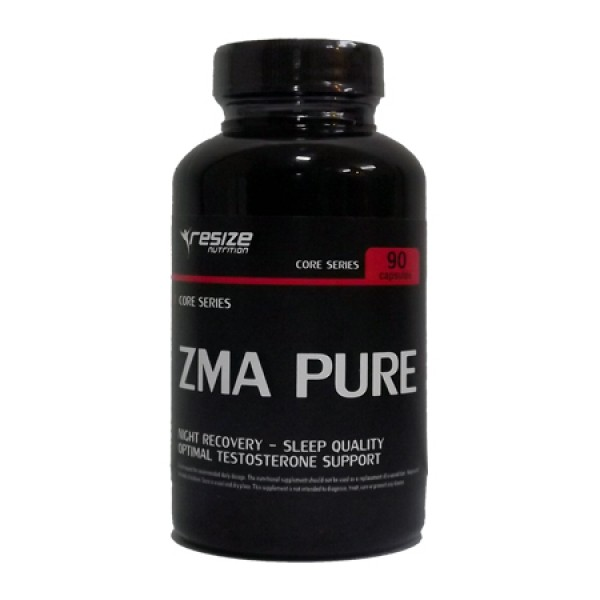 ZMA Pure 90 Caps Resize Nutrition
